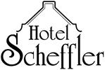 Logo von Hotel Scheffler Ingeborg Scheffler, Inh. Andreas Reinhardt e. K.
